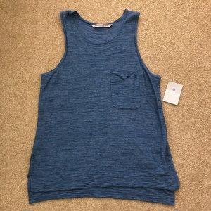 NWT Athleta Maven Pocket Tank Top Dressy XL
